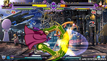 「BLAZBLUE CONTINUUM SHIFT EXTEND」(アークシステムワークス)